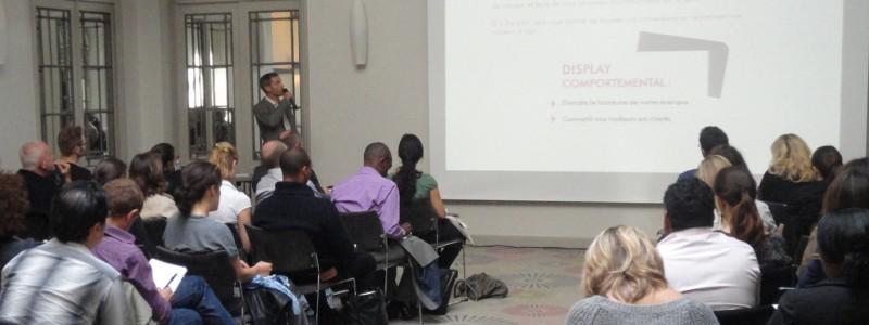 Conférences e-Marketing & Communication Digitale Visiplus en 2014