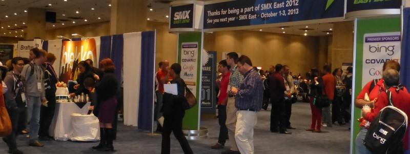 Visiplus à la conférence Search Marketing Expo New York du 2 au 4 Octobre 2012 !