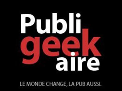 Le Publigeekaire
