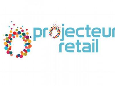 Projecteur Retail