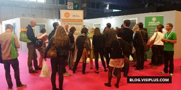 VISIPLUS academy de retour du salon E-Commerce Paris !