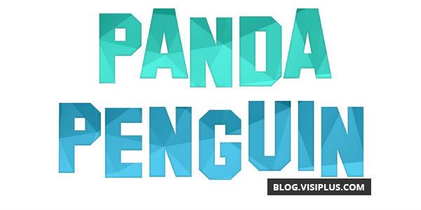 Pas de listes blanches pour Google Panda et Google Pingouin