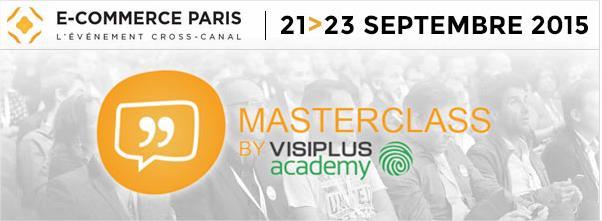 Visiplus academy partenaire officiel du salon e commerce - Salon e commerce paris ...