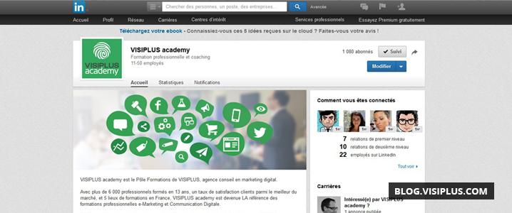 5 bonnes raisons de créer sa page d'entreprise LinkedIn