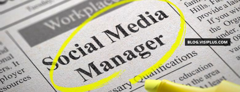 Social Media Manager, un profil de stratège recherché et accessible
