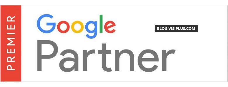 VISIPLUS fait partie des rares agences sélectionnées par Google comme « Google Partner Premier »