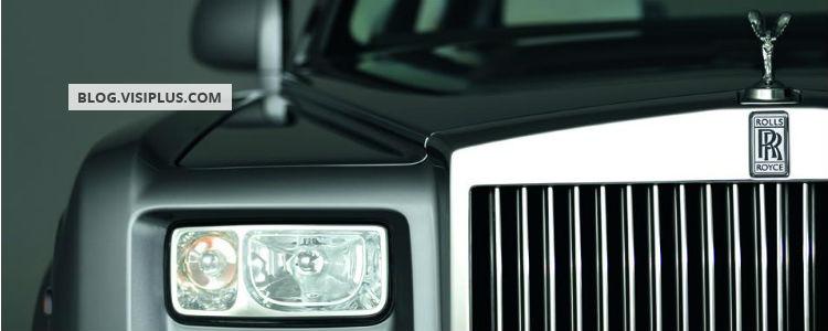Rolls Royce Motor Cars Monaco fait confiance à VISIPLUS pour ses campagnes SEA