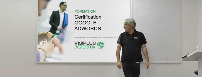 100 % des participants à notre formation « Google AdWords Certification » de juillet ont réussi leur examen de certification !