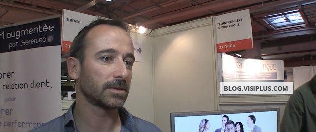 «Une bonne relation client est personnalisée» : Fréderic Godefroy, président fondateur de Sereneo