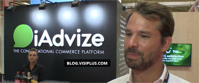 «Il y a un énorme potentiel dans l'avant-vente» : Nicolas de Rosen, Strategic Project Director, iAdvize