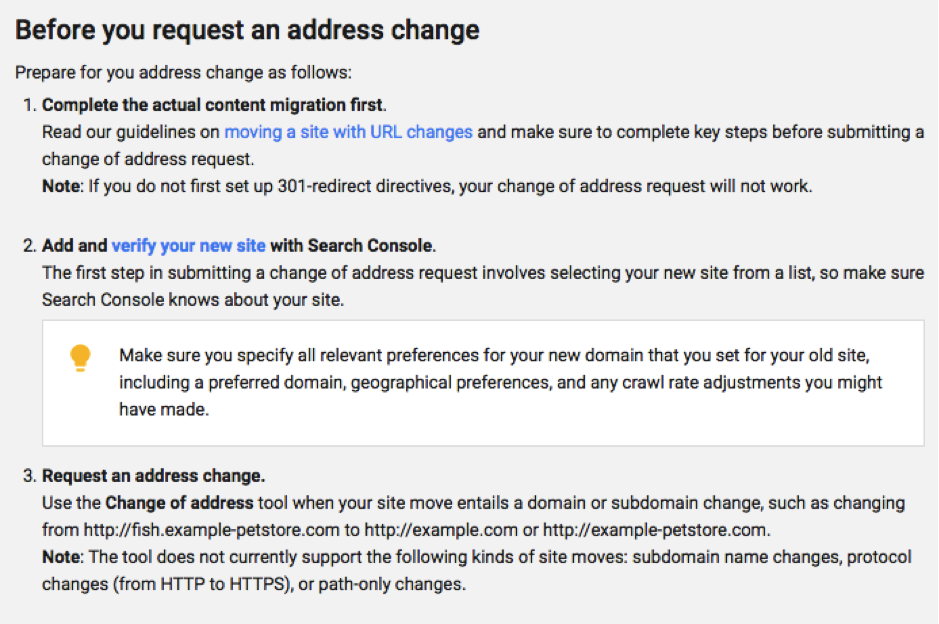 request-address-change