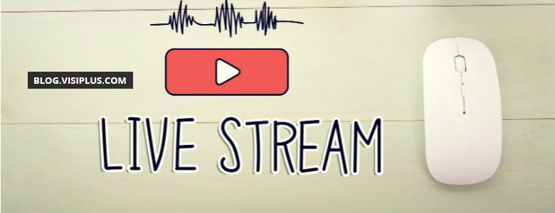 Comment performer avec la vidéo live