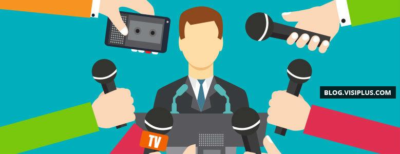 Nouveau : la formation Relations Presse Digitales VISIPLUS academy