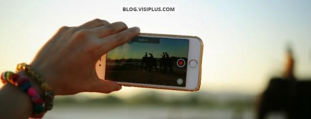 édition vidéos iphone