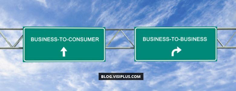 B2B vs B2C : 4 différences stratégiques à connaître pour bien rédiger ses emails