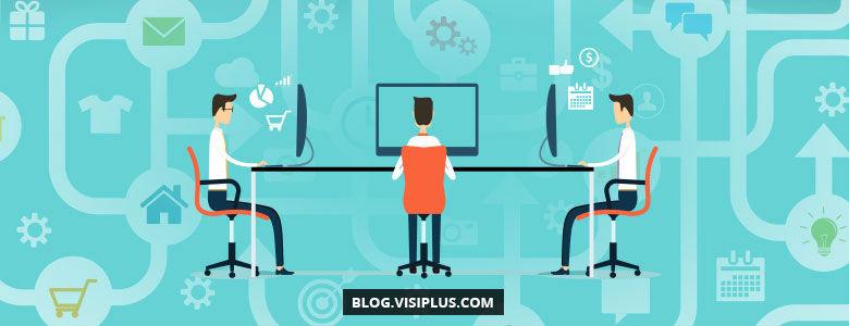 Nouveau : la formation communication en mode projet VISIPLUS academy