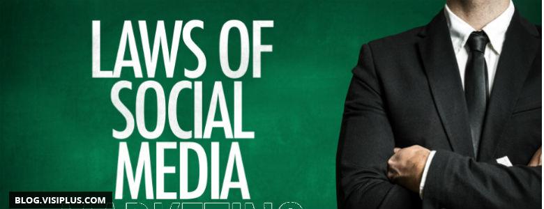 Les 10 commandements des réseaux sociaux