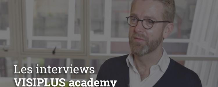 « Avec VISIPLUS Academy, c'est vite et bien » : Alexandre Delpérier, l'interview vidéo exclu