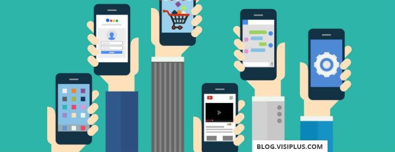 Mobile marketing : créer et promouvoir une app mobile
