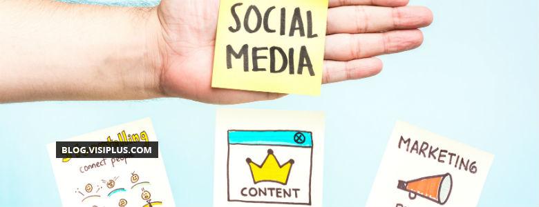 6 conseils pour mettre à profit les réseaux sociaux pour votre contenu marketing