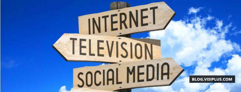 Les réseaux sociaux boostent les dépenses publicitaires numériques en France