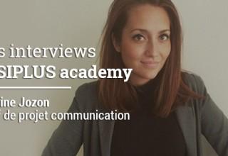 « Je me sens plus apte à me relancer sur le marché du travail et plus à même de répondre à la demande des fiches de poste » : Justine Jozon, l'interview VISIPLUS academy