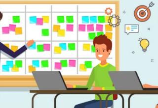 Management de projet : le guide du scrum agile