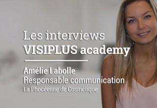 «Suite à cette formation (…) on m'a proposé de prendre le poste de Responsable Communication.» : Amélie Labolle, le témoignage