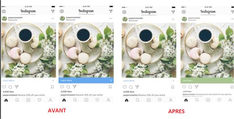 Source : Instagram X MarketingLand