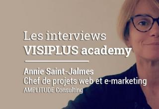 «Le suivi par un tuteur dans le cadre de la préparation de mon mémoire a été une aide des plus précieuses.» : Annie Saint-Jalmes, témoigne
