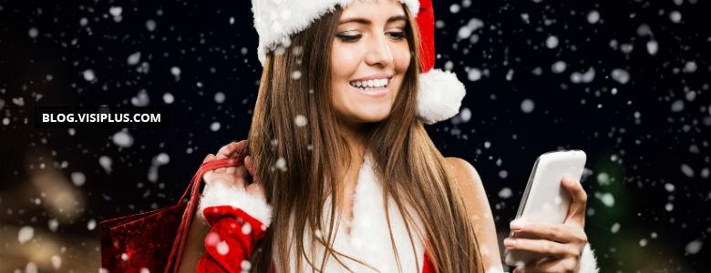 E-commerçants, préparez-vous à une période de fêtes sous le signe du mobile marketing