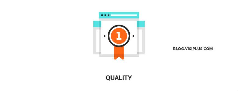 Comment générer les signaux d'une page Web de qualité