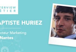 «Il faut compter sur sa persévérance et la passion pour se façonner une belle carrière», Baptiste Huriez, Directeur marketing