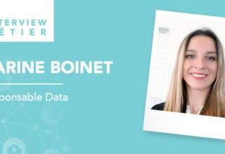 «C'est un métier d'expertise qui se développe fortement.», Karine Boinet, Responsable Data