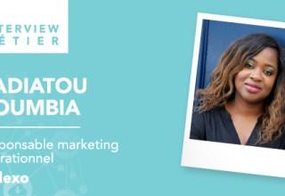 «Ce qui est important aujourd'hui c'est de ne pas négliger l'aspect digital dans nos métiers», Kadiatou Doumbia