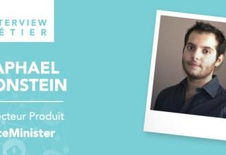 «Ce qui m'a toujours excité dans mon métier, c'est de trouver des solutions pour des utilisateurs.», Raphael Bonstein, directeur marketing produit chez PriceMinister