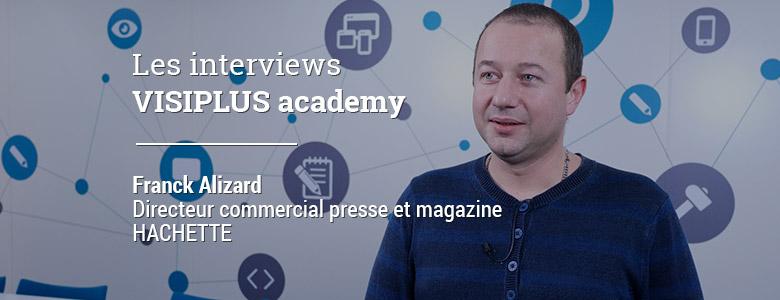 « Cette formation va être un accélérateur au niveau de ma carrière », Franck Alizard, le témoignage exclu