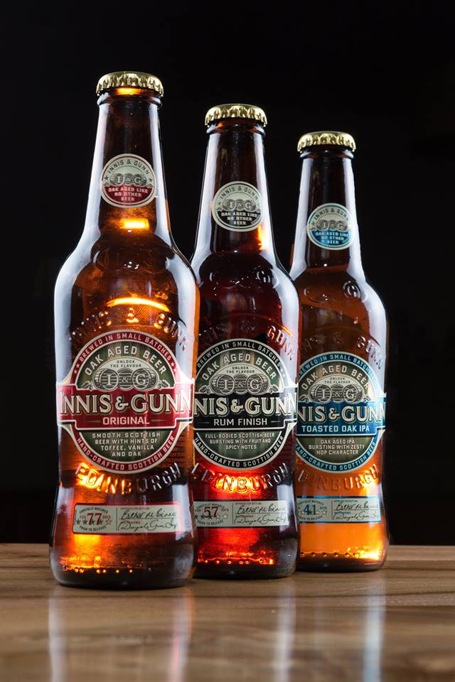 Source : Innis & Gunn Facebook