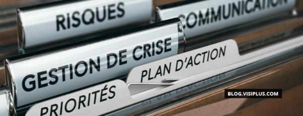 management crise