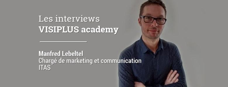 «Désirant valoriser mon poste auprès de ma direction, j'ai décidé de me former et de renforcer mon expertise digitale», Manfred Lebeltel témoigne