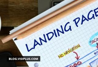 Comment concevoir une page de destination ou landing page efficace