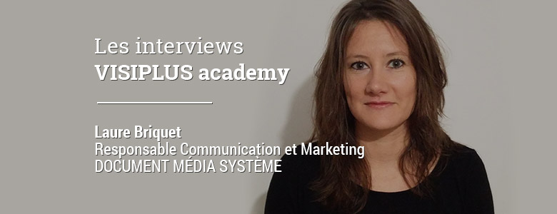 « La formation m'a permis d'actualiser mes connaissances, d'obtenir de nouvelles compétences »,  Laure Briquet, Responsable Communication et Marketing