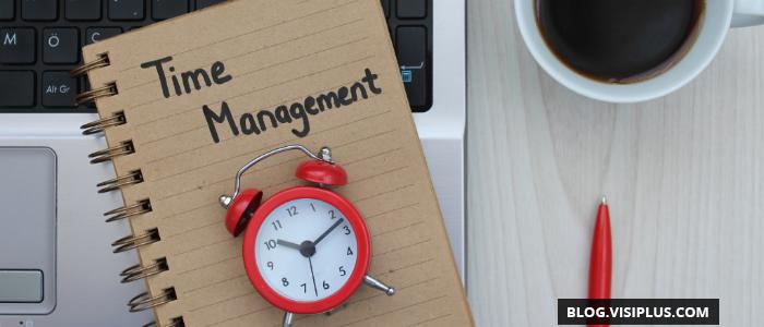 Commandement n°5 pour réussir votre formation en Digital Learning : apprenez à bien gérer votre temps de formation