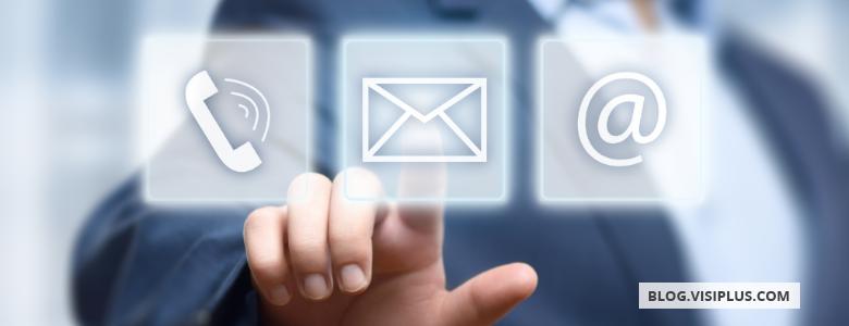 5 meilleurs exemples de page « contact » pour un site web