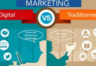 Carrière : comment passer du marketing au webmarketing ?