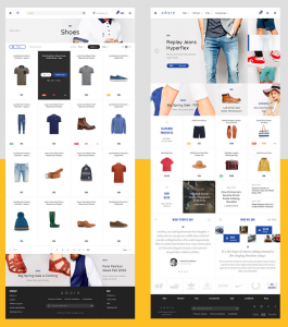 Aware ecommerce UI kit