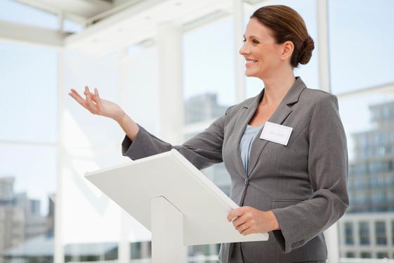 réussir prise de parole en public confiance managers