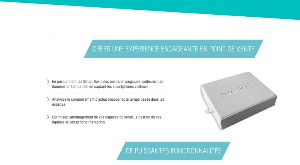 Source image : smart-traffik  La Smart Box® (solution Wi-Fi) de Smart Traffik.
