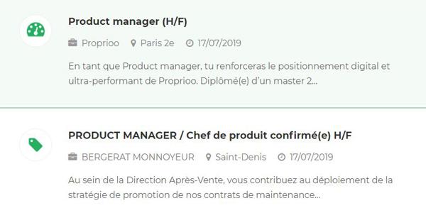 Product manager, quel est cet emploi