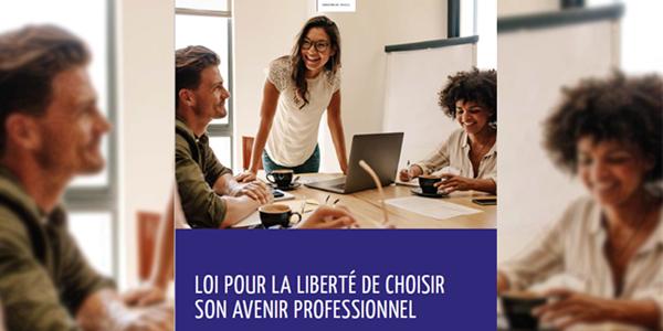 la Loi Avenir professionnel facilite fortement l'accès à la formation